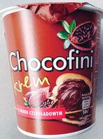 Chocofini krem o smaku czekoladowym - Produkt