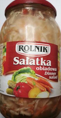 Sałatka obiadowa - Produit