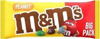 Peanut Chocolate Big Bag - Product - es
