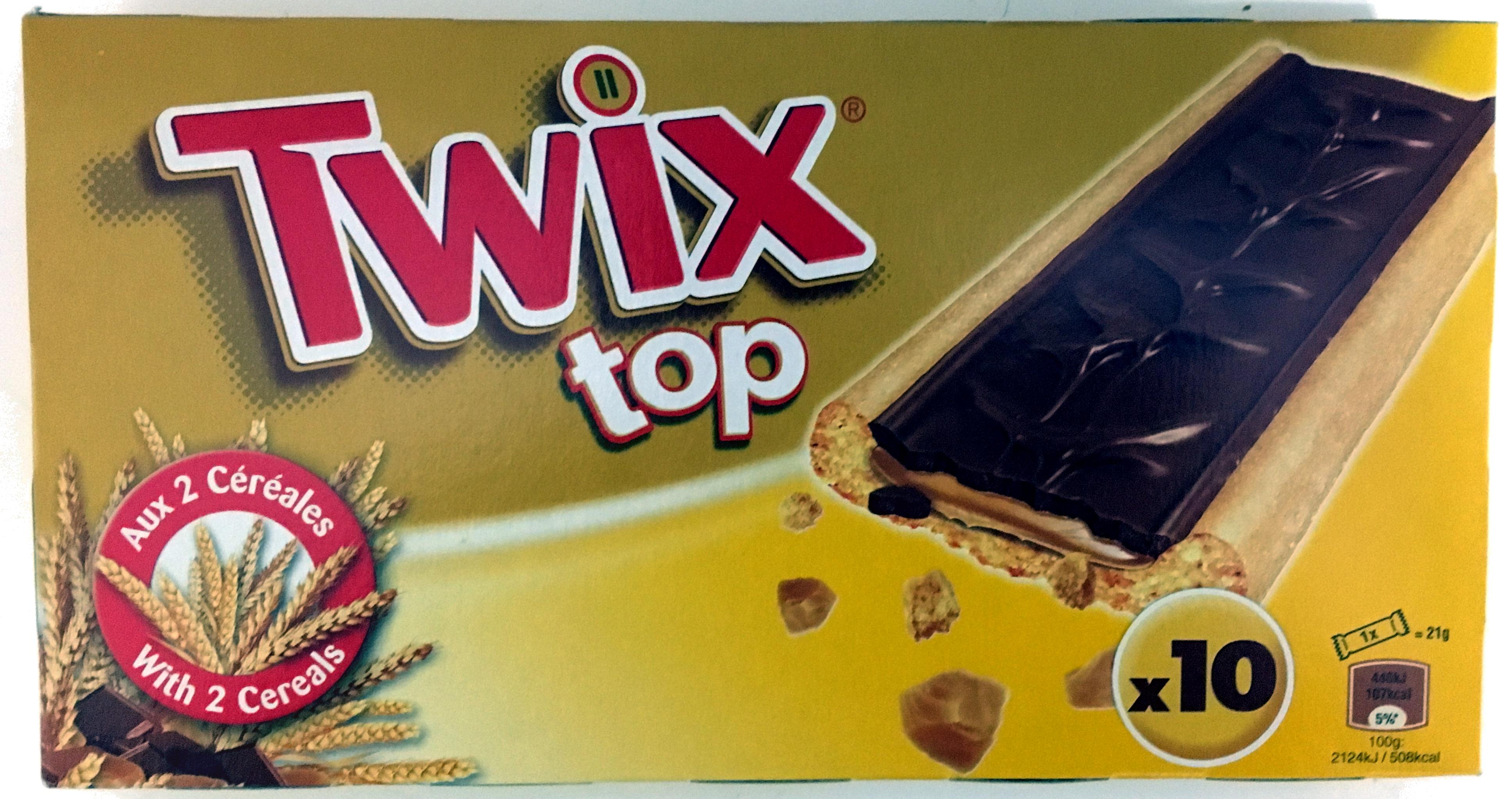 Twix Top - Produit