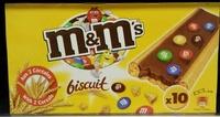 M&m's biscuit - Produit - fr