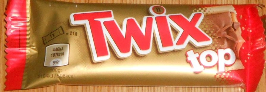 Twix Top - Produit - fr
