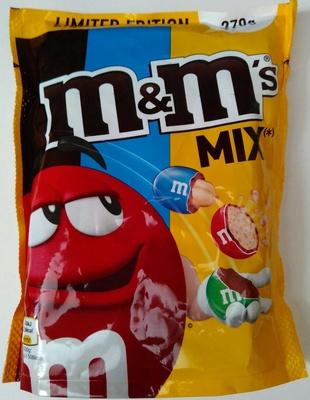 m&m's Mix - Product