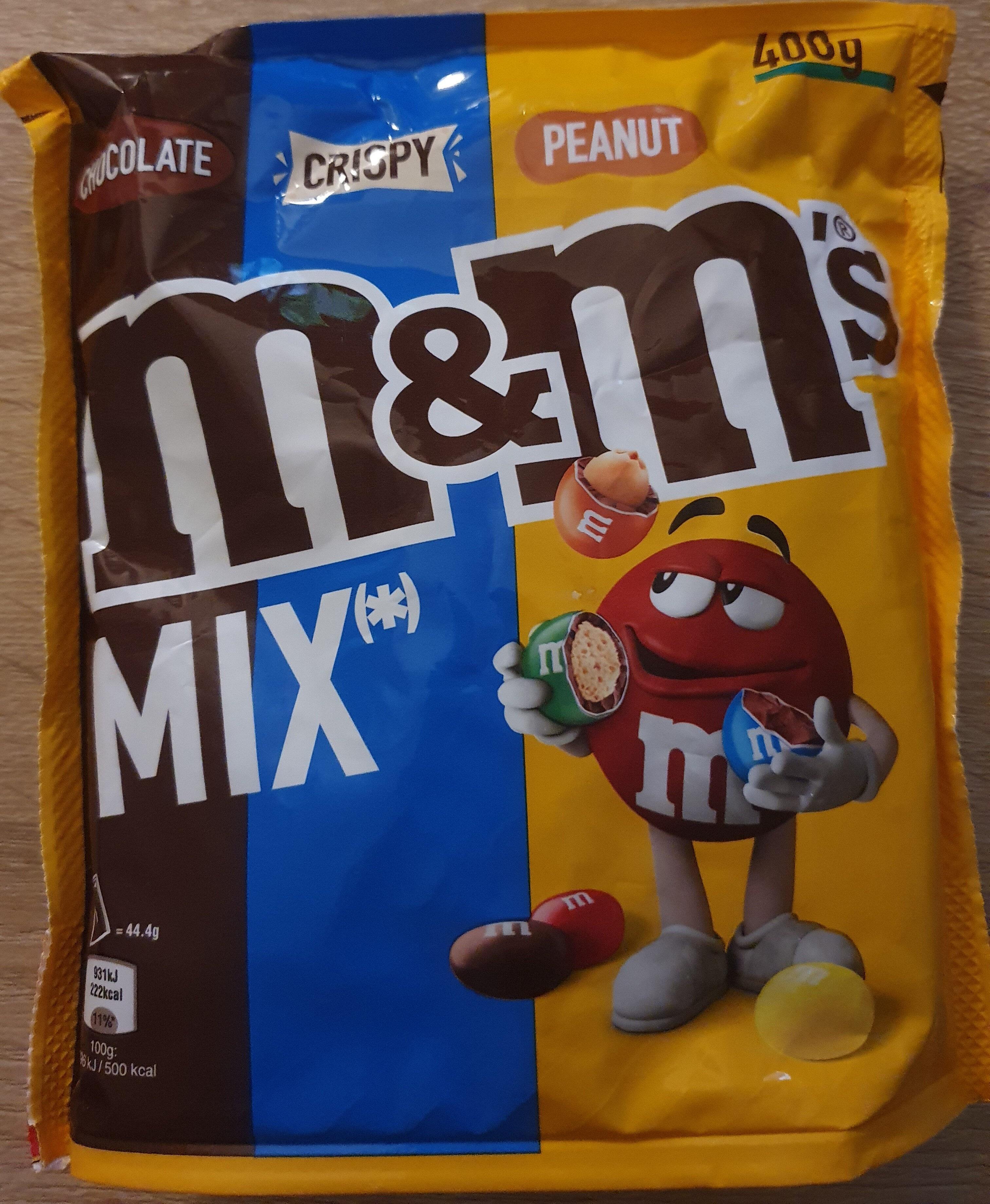 M&M'S Mix - Produit - fr