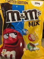 M&M's mix - Product - fr