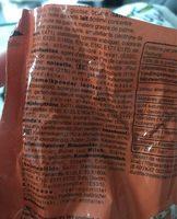 M&M's crunchy caramel - Ingrédients - fr