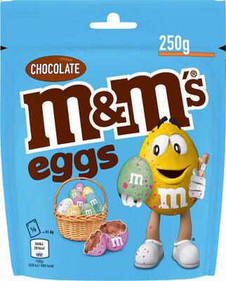 M&M's mini œufs 250g - Prodotto - en