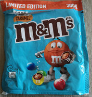 M&M's Caramel salé - Product