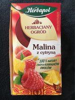 Herb. malina / Cytry. herbapol20szt - Product - fr