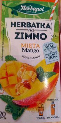 Mango mięta - Produkt