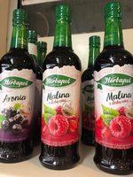 Herbapol - Malina z dzika róża - Produkt