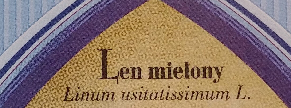 Len mielony - Ingredients - pl