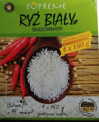 Ryż biały - Produit