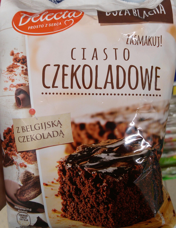 Ciasto czekoladowe w proszku - Produkt - pl