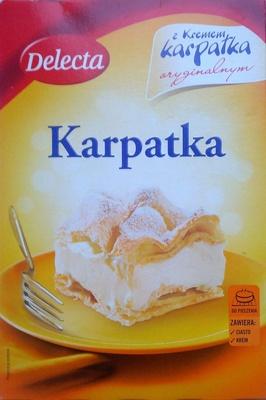 Delecta Karpatka - Product - en