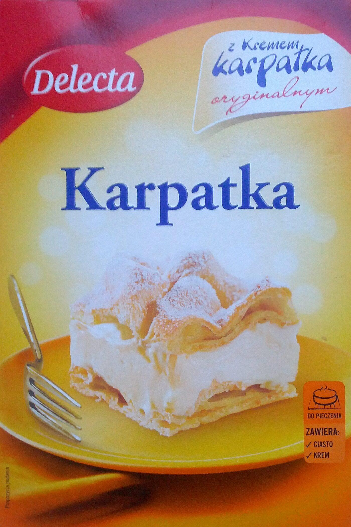 Delecta Karpatka - Produkt - pl