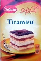 Delecta Tiramisu - Produkt