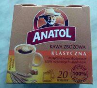 Kawa zbożowa klasyczna w torebkach - Produkt - pl