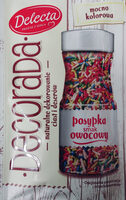Posypka smak owocowy - posypka dekoracyjna - Product - pl