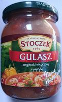 Gulasz wieprzowy w sosie pomidorowym z warzywami - Product