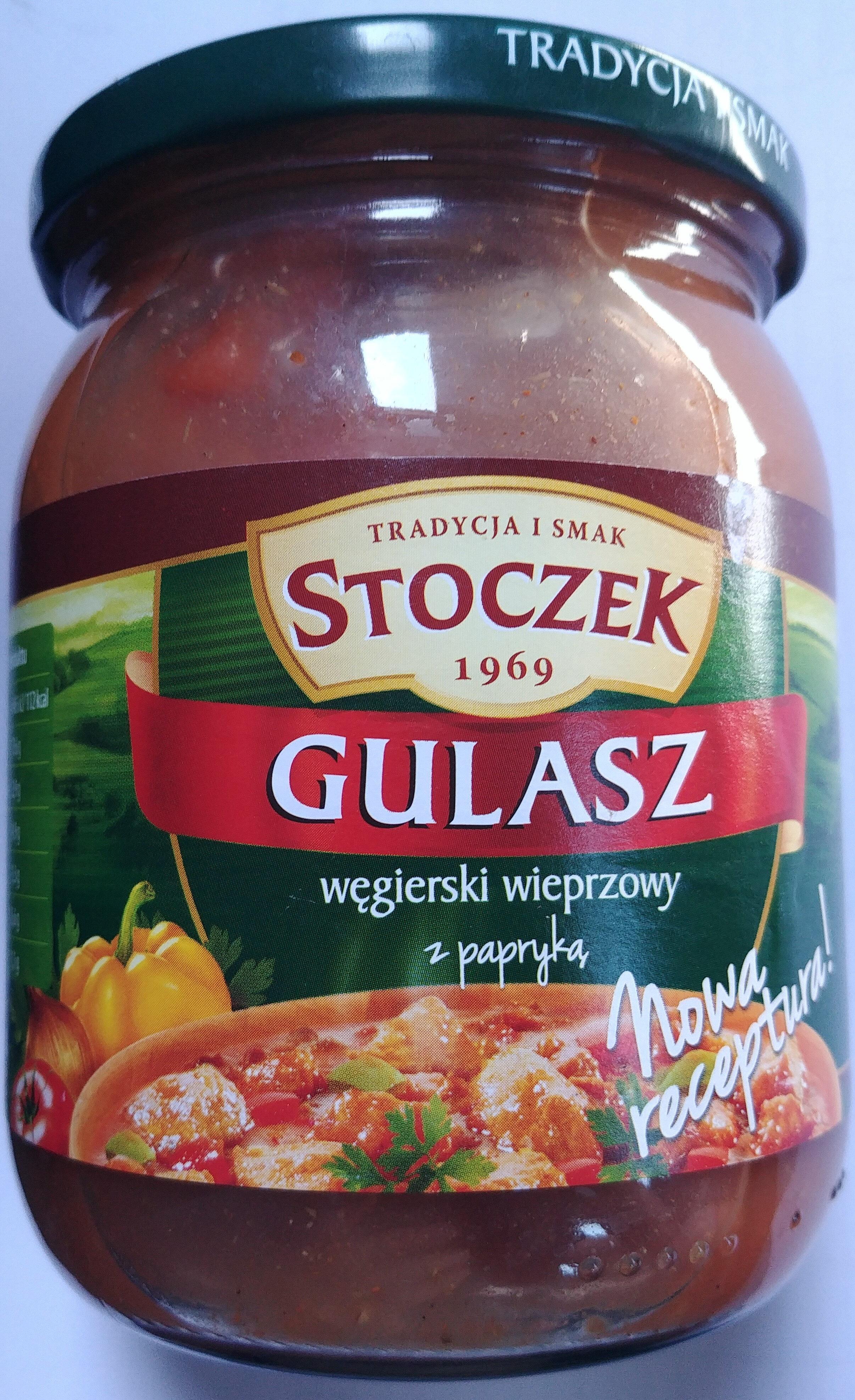 Gulasz wieprzowy w sosie pomidorowym z warzywami - Product - pl