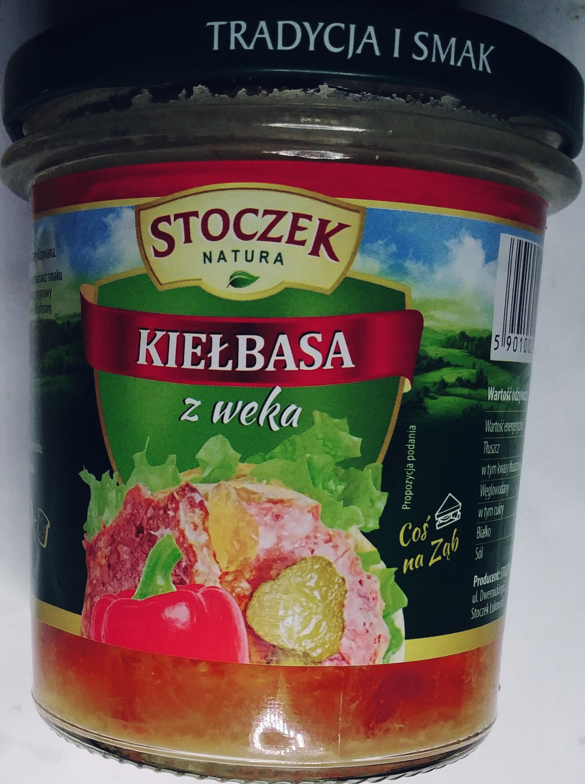 Kiełbasa z weka - Product - pl