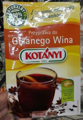 przyprawa do grzanego wina - Produkt