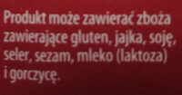 Chili peperoncini całe - Składniki - pl