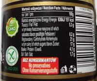 Musztarda delikatesowa staropolska - Wartości odżywcze - pl