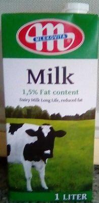 Milk 1,5% Fat content - Προϊόν