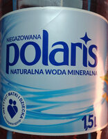 Woda mineralna - Produkt