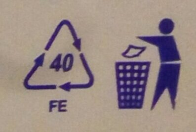 Heringfilé repceolajban - Instruction de recyclage et/ou informations d'emballage - hu