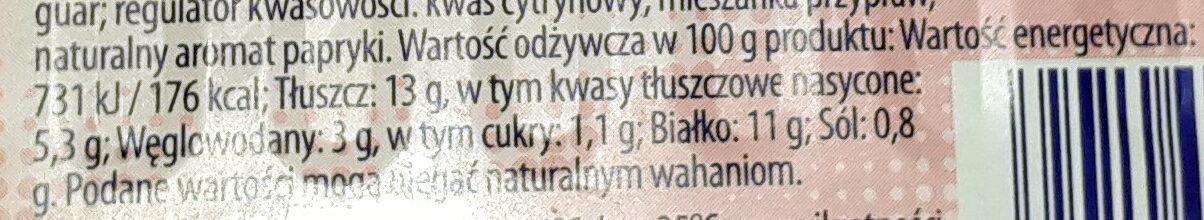 Filety z makreli w sosie pomidorowym - Wartości odżywcze - pl