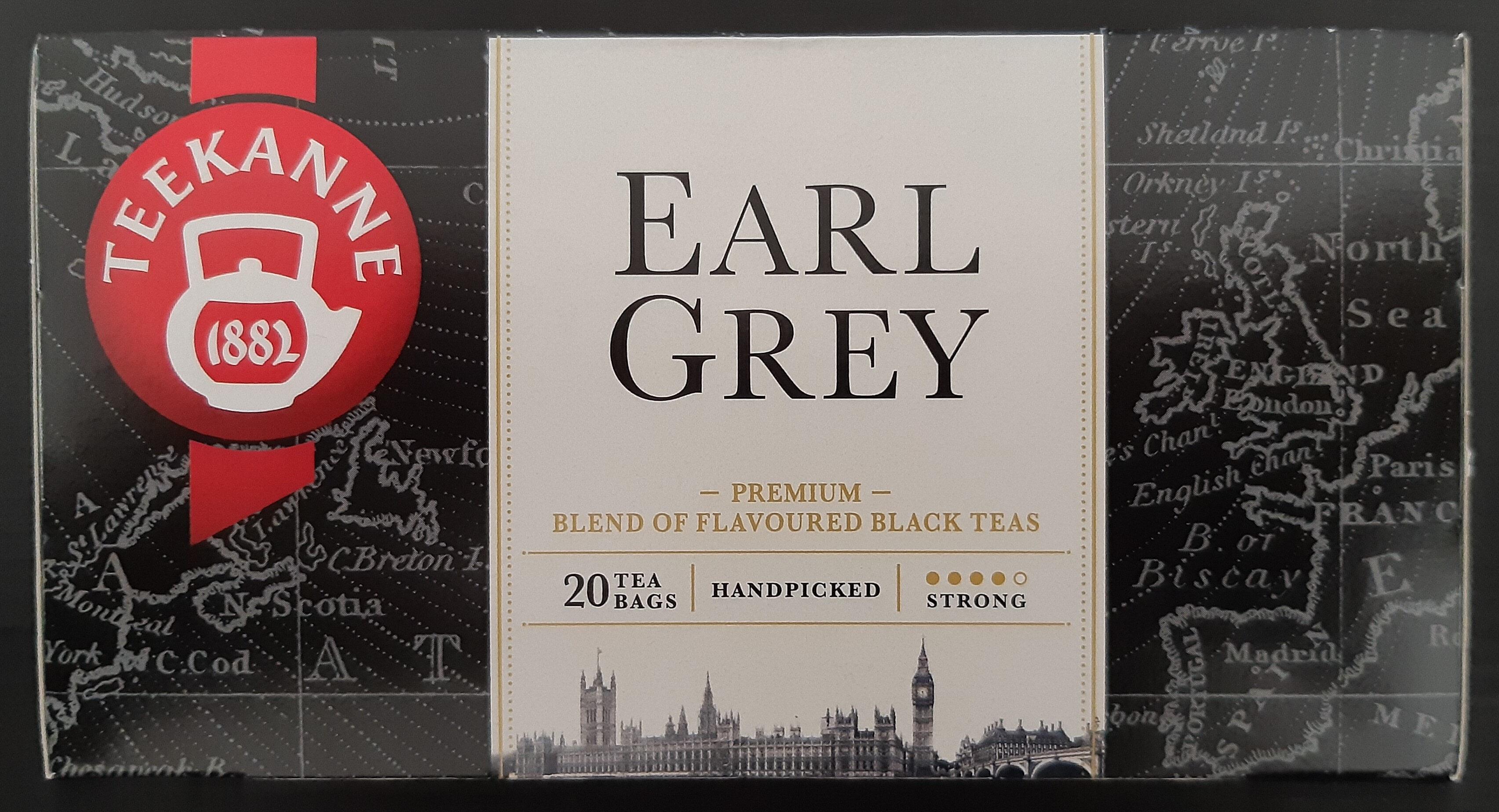 Teekanne Earl Grey - Produit - sr