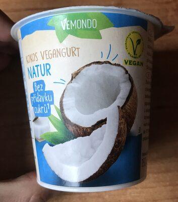 Kokos vegangurt natur - Produit - cs