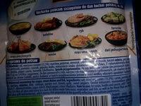 kucharek - Ingredienti - pl