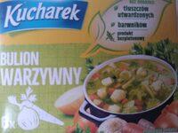 Bulion warzywny - Product - en