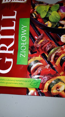 grill ziolowy - Product