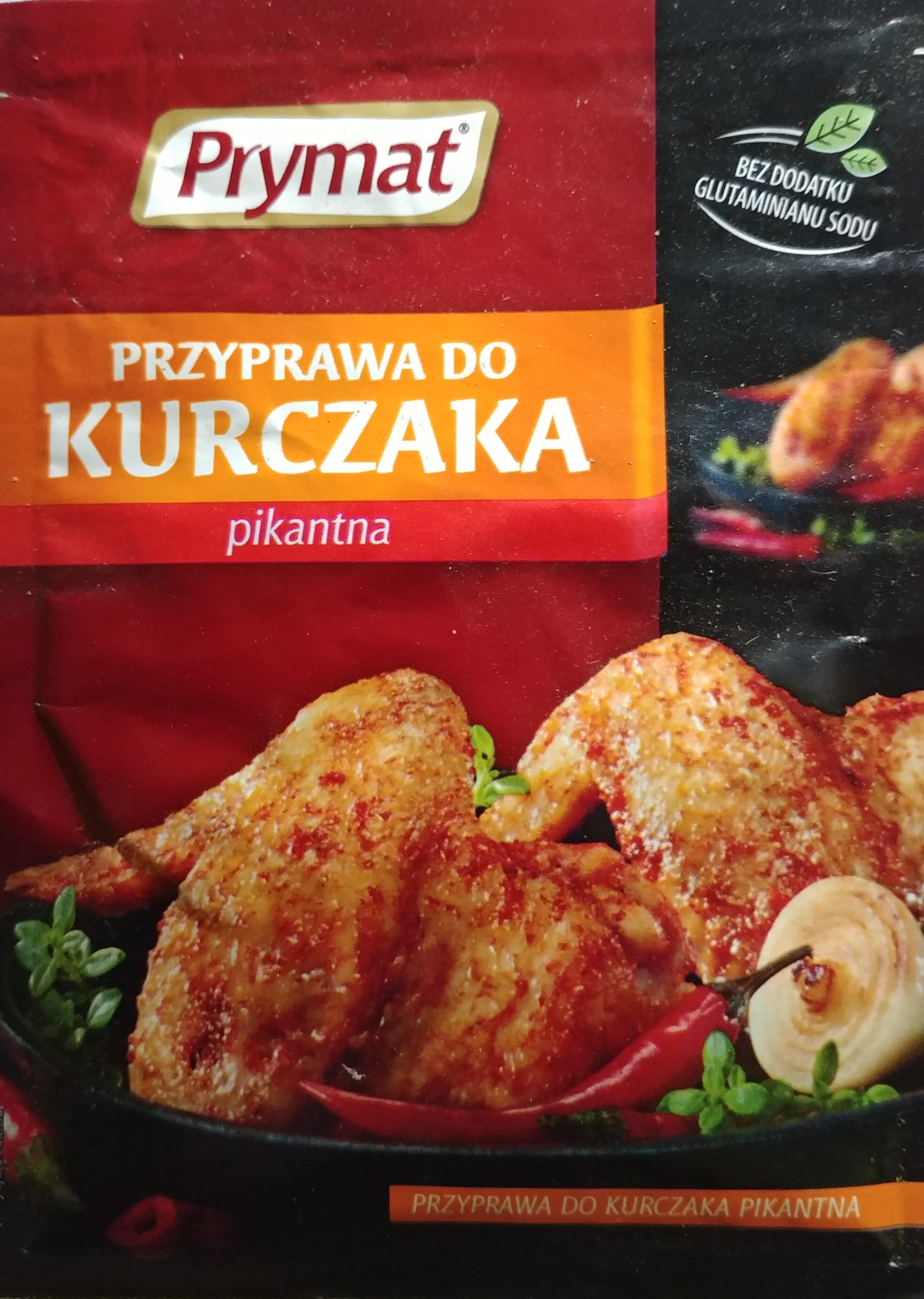 Przyprawa do kurczaka - Produkt