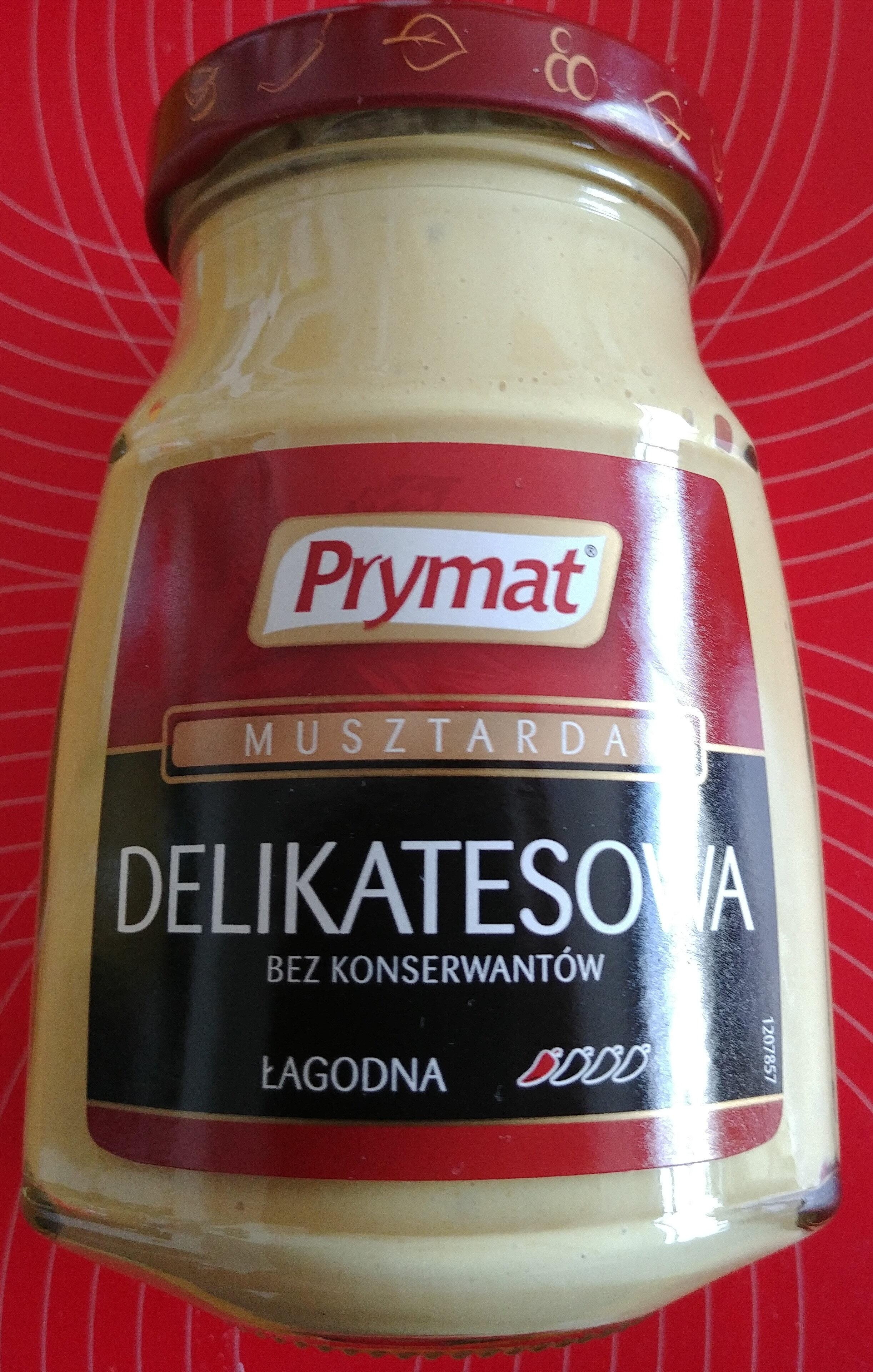 Mustard Deli - Produit - pl