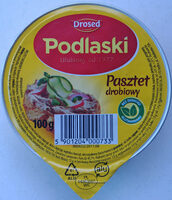 Pasztet drobiowy - Product