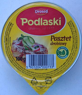 Pasztet drobiowy - Składniki - pl