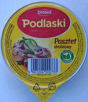 Pasztet drobiowy - Wartości odżywcze - pl