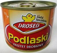 Pasztet drobiowy - Produkt - pl