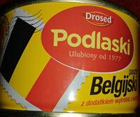 Pasztet Belgijski drobiowo-wieprzowy - Produkt - pl