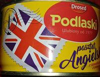 Pasztet angielski drobiowy - Product - en