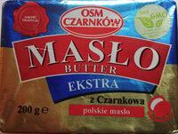 Masło z Czarnkowa - Produkt - pl