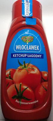 Ketchup łagodny - Produit
