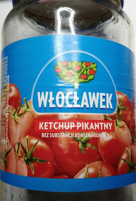 Ketchup pikantny - Product - pl