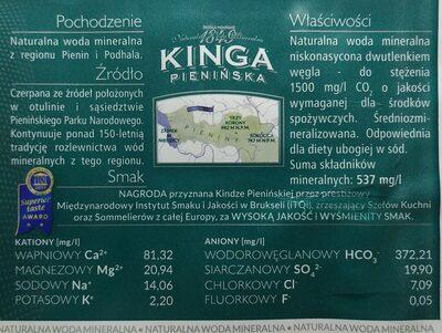 Naturalna woda mineralna - 4